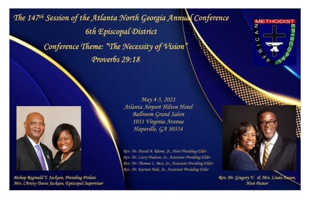 147th Session of The Atlanta-North Georgia Annual Conference